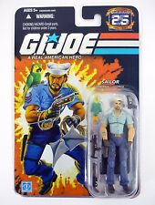 GI JOE SHIPWRECK 25th Action Figure Shark Tattoo Variant MOC COMPLETE v11 2007