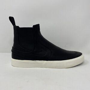 NEW Nike Zoom Stefan Janoski Slip Mid RM Black BQ5888-001 Men's Size 8