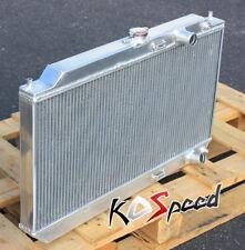 90-93 ACURA INTEGRA DB1 DB2 FULL SIZE DUAL CORE 2 ROW ALUMINUM RACING RADIATOR