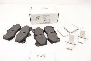 New OEM McLaren MP4-12C 2012 2013 2014 12C Front Brake Pads Set Kit 11C0590CP