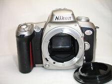 Nikon N75 35mm Slr Film Camera Body Only, Sn2077861