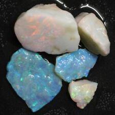 126.50 cts Australian, Solid Semi Black Opal Rough, Lightning Ridge Parcel