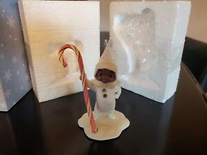 Flakeling Tales Blackshear Christmas Ornament Candyman with box.