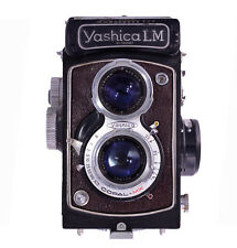 Yashica Lm - Replacement Cover - Recycled Leather