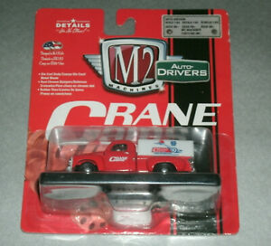 1/64 Scale 1954 Studebaker 3R Crane Cams Parts Delivery Truck M2 Machines 11228
