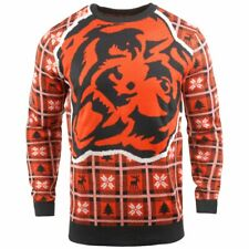 NFL Ugly Sweater XMAS Knit Pullover - Chicago Bears