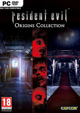 Resident Evil Origins Collection PC DVD Game and