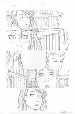 Spider-Man Loves Mary Jane (S2) #5 p.19 Study Time 2009 art by Craig Rousseau