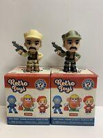 Funko Retro Toys Mystery Mini GI Joe Leatherhead Target Exclusive