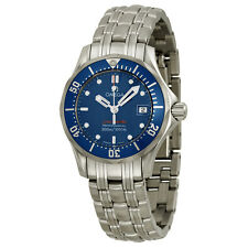 Omega Seamaster James Bond Ladies Watch 2224.80