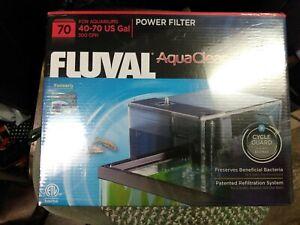Fluval 70 Aqua-Clear A615A1 Power Filter 40-70 gal