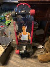 Vintage 1980s Bruce Lee Skateboard Barn Find