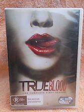 TRUE BLOOD COMPLETE FIRST SEASON  5 DISC BOXSET  DVD R R4