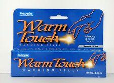 New, Natureplex, Warm Touch, Warming Jelly 2 OZ, Enhance Intimacy