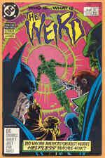 The Weird 1 2 3 4 (DC 1988) Bernie Wrightson Jim Starlin JLA Batman NM/M SHARP!!
