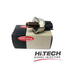 Ford Transit Rail Pressure Sensor / Genuine Delphi part 28389848