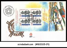 Greenland - 1999 National Museum & Archive - Min/Sht - Fdc