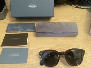 Oliver Peoples Cary Grant Sunglasses Polarised