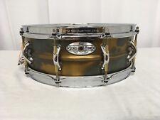 """Pearl SensiTone Premium Beaded Brass 14"""" Snare Drum/STA1450FB/New Display Model"""