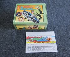 CADILLACS AND DINOSAURS CHOCOLATE CANDY BOX w/WRAPPER - MARK SCHULTZ **AWESOME**