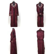 NEW ARRIVAL Ladies Womens Luxury Soft Velvet Fleece Bath Robe-SIZES-XXL & XXXL