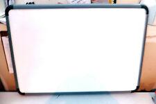 New Iceburg Dry Erase White Board, 3x2, plastic frame & Back, w/warranty
