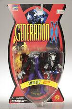X-Men Generation X  - Emplate - Marvel 1995 - Neu auf Karte
