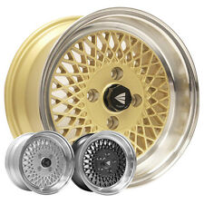 "ENKEI Enkei92 15x7"" Classic Line Wheel Wheels 4x100 4x114.3 5x114.3 ET38"