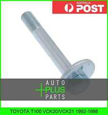 Fits TOYOTA T100 VCK20/VCK21 1992-1998 - Cam Camber Adjustment Bolt / Plate