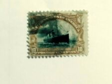 10 cent 1901 Pan American Commemorative Stamp (SC299) Used