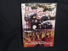 The House by the Cemetery, DVD