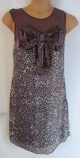 Per Una Round Neck Plus Size Sleeveless Dresses for Women