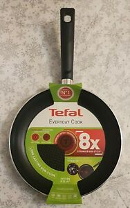 Tefal Everyday Cook Non-Stick 8x Frying Pan 26cm THERMO SPOT