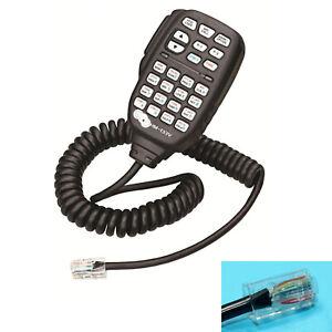 HM133 DTMF Microphone radio for Icom IC-2720H IC-207H IC-2820H IC-208H IC-880H