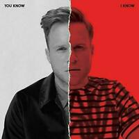 OLLY MURS ‎– YOU KNOW I KNOW VINYL LP INC BONUS CD (NEW/SEALED)