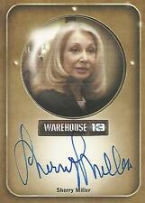 "Warehouse 13 Season 2 - Sherry Miller ""Lorna Soliday"" Autograph Card"