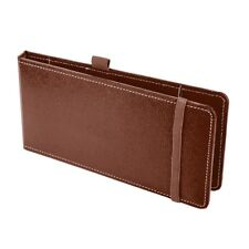 Eco Friendly Eco leatherette Cheque Book Holder-Cheque Book- Case Card Holder