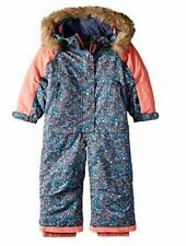 Roxy Girls' Toddler Paradise Snow One Piece Snowsuit Jumpsuit , Size 2, NWT
