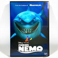 Walt Disney's - Finding Nemo (Dvd, 2001, All Region)