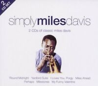 Mile Davis - Simply Miles Davis [CD]