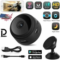 HD 1080P Mini Camera Wireless Wifi Home Security Camcorder Night Vision DV DVR