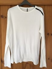 Teddy Smith L Long Sleeved T Shirt/base Layer White