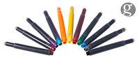 Lamy by Monteverde Rainbow Fountain Pen Cartridge Refill - NEW