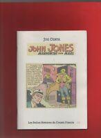 JOHN JONES DÉTECTIVE DE MARS.  Belles Histoires de Cousin Francis n°8.