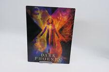 X-MEN DARK PHOENIX - 3D LENTICULAR Flip Magnet Cover FOR bluray steelbook