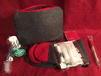 American Airlines Business Travel Kit, Amenities Bag of Travel Toiletries