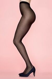"""20 DEN PATTERNED SHEER TO WAIST TIGHTS WITH ELASTANE """"SIMPLE"""""""
