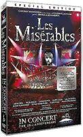 Les Miserables En Concierto - Edición Aniversario DVD Nuevo DVD (8282799)