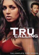 TRU CALLING first 1 Season One DVD Eliza DUSHKU Jason PRIESTLEY Jessica COLLINS