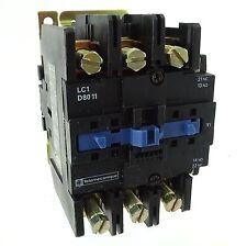 Telemecanique lc1 d8011 tactor Schütz contactor 220/230v 37kw en 400v